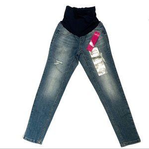 Evermore Denim Maternity Pants